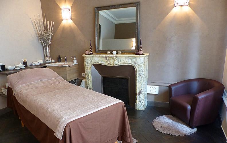 Cabine de soins esthétique & massage