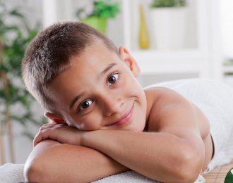 Jacuzzi & Soin Relaxant Dos formule Kids : Kids Paradise (enfant 6 à 12 ans)