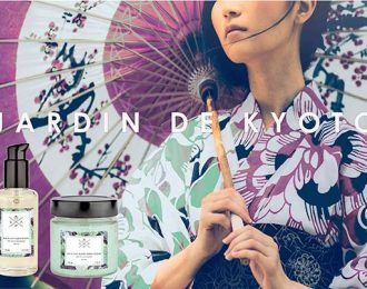 Rituel de beauté – Promenade dans le jardin de Kyoto